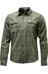Lundhags M's Flanell Shirt Dark Forest Green